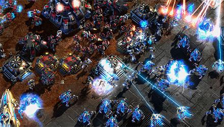 StarCraft II: Wings of Liberty, rilasciata la patch 1.2.0