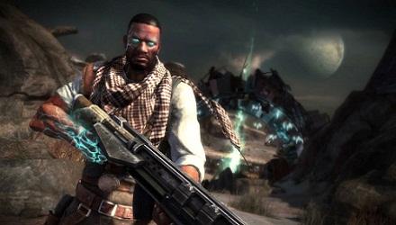 Starhawk annunciato ufficialmente per il 2012