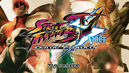 Street Fighter IV Volt disponibile per iPhone, iPod touch e iPad