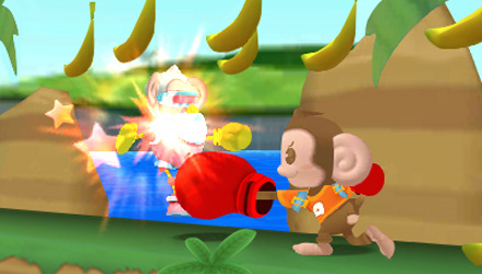 Super Monkey Ball 3D da SEGA su Nintendo 3DS