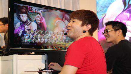Super Street Fighter IV: Yoshinori Ono ospite al torneo italiano
