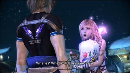 TGS 2011: Final Fantasy XIII-2 in Europa a febbraio