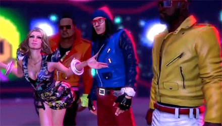 The Black Eyed Peas Experience annunciato da Ubisoft