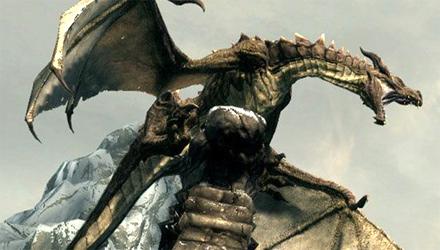 The Elder Scrolls V: Skyrim, dettagli su draghi, fazioni, armi e trasporti