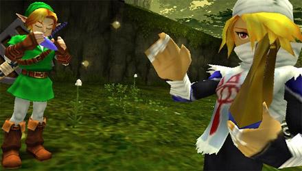 The Legend of Zelda: Ocarina of Time 3D si arricchisce della Boss Challenge