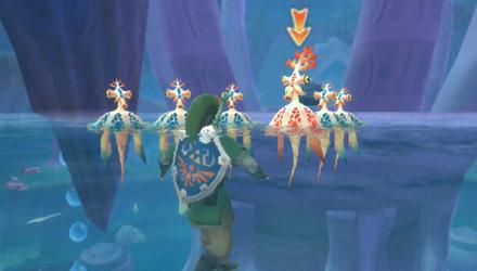 The Legend of Zelda: Skyward Sword, nuovi dettagli da Nintendo