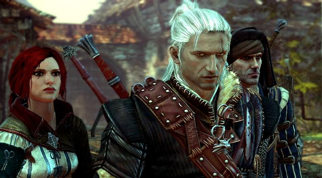 The Witcher 2: un easter egg dedicato ad Assassin's Creed