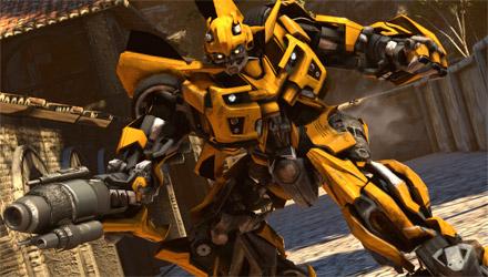 Transformers: Dark of the Moon annunciato da Activision