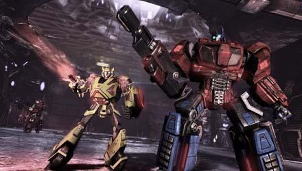 Transformers: Fall of Cybertron annunciato su Game Informer