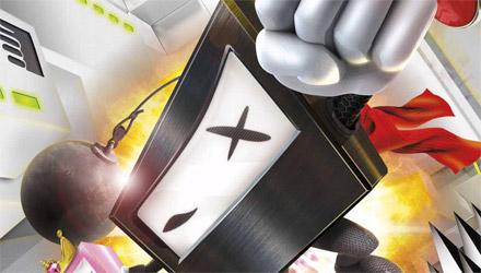Ubisoft annuncia Cubic Ninja per Nintendo 3DS