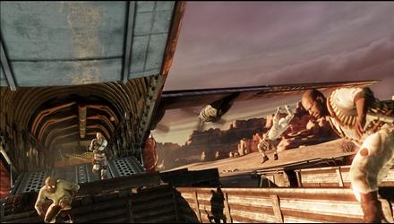 Uncharted 3: al via oggi la beta multiplayer