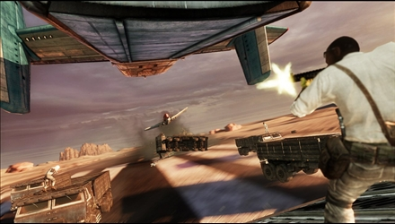 Uncharted 3: estesa di un giorno la beta multiplayer