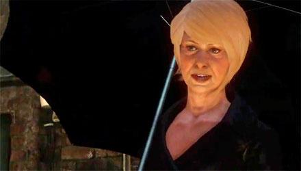 Uncharted 3: il nuovo trailer presenta la perfida Katherine Marlowe