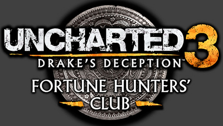 Uncharted 3: il Season Pass si chiamerà The Fortune Hunters' Club