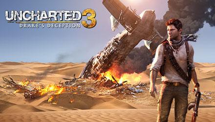 Uncharted 3 in fase gold, in regalo la beta di Starhwak