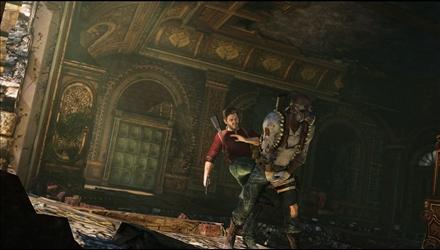 Uncharted 3: parte la seconda fase della beta multiplayer