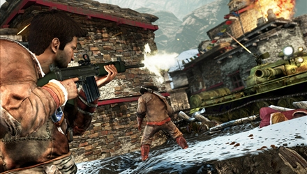 Uncharted Collection il 22 luglio su PlayStation 3