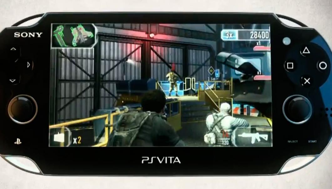 Unit 13, uno sparatutto in terza persona per il lancio di PS Vita