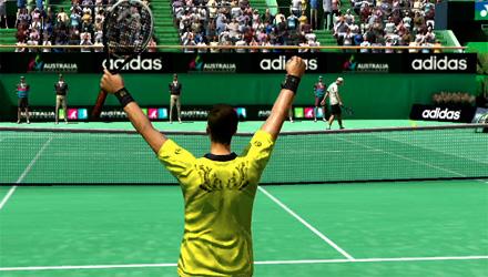 Virtua Tennis 4 sarà multipiattaforma, in primavera su Xbox 360, PS3 e Wii