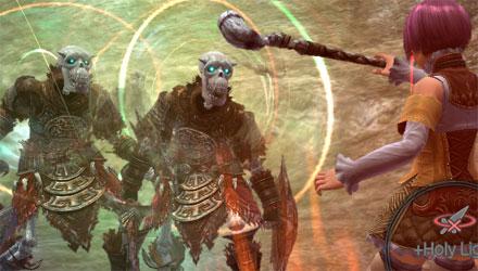 White Knight Chronicles 2 e White Knight Chronicles: Origins a maggio