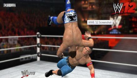 WWE 12 annunciato da THQ con un primo trailer