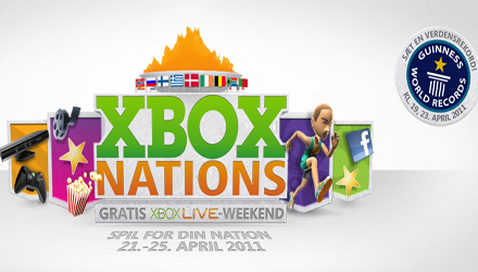 Xbox Nation, Kinect Sports nel Guinness dei Primati