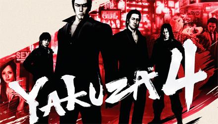 Yakuza 4 conterrà oltre sei ore di filmati d'intermezzo