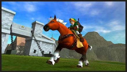 Zelda e Kid Icarus non saranno tra i titoli di lancio del Nintendo 3DS