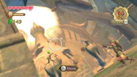 Zelda: Skyward Sword, dettagli sulla modalità Hero