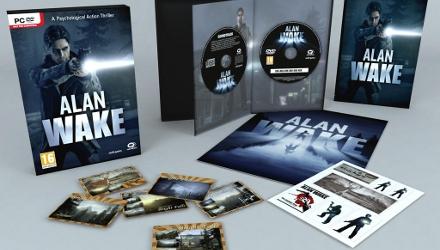 Alan Wake, svelata la Collector's Edition per PC