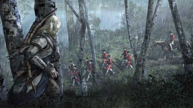 Assassin's Creed 3: Ubisoft parla delle ambientazioni scartate