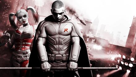 Batman: Arkham City, un DLC con Harley Quinn e Robin?