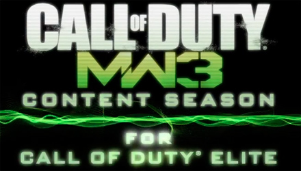 Call of Duty: Modern Warfare 3, 20 DLC entro settembre
