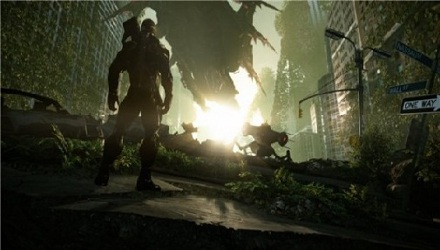 Crysis 3 nel 2013, dettagli e primi screenshot