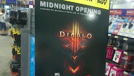 Diablo III nei negozi a inizio febbraio