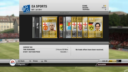 FIFA 12 e Ultimate Team, un successo economico per EA