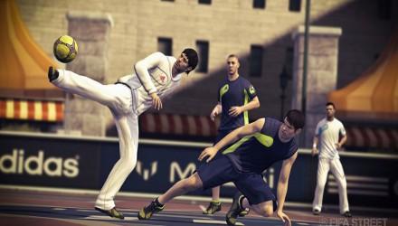 FIFA Street avrà il suo social network