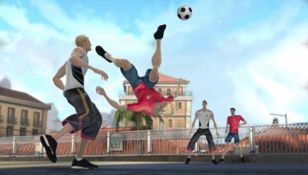 FIFA Street è la fonte di ispirazione per FIFA 13