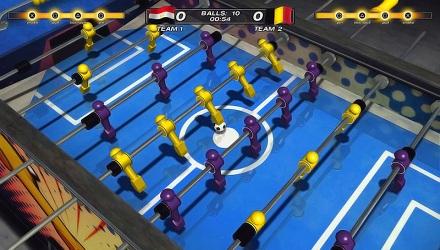 Foosball 2012: il calcio balilla su PS3 e PS Vita