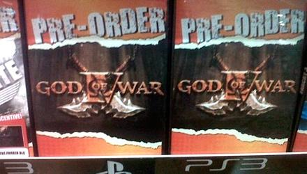 God of War 4: pre-ordine avvistato in Sudafrica