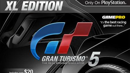 Gran Turismo 5 XL Edition il 17 gennaio negli USA