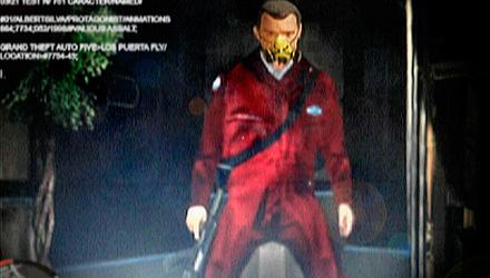 Grand Theft Auto V: primo screenshot con il protagonista?