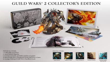 Guild Wars 2, svelati requisiti di sistema e Collector's Edition