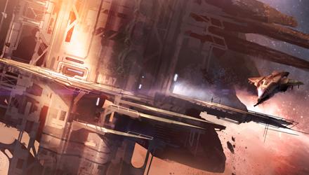 Halo 4: primi dettagli sulla mappa multiplayer Warhouse