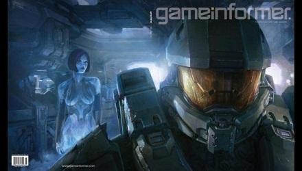 Halo 4: un nuovo artwork mostra Master Chief e Cortana
