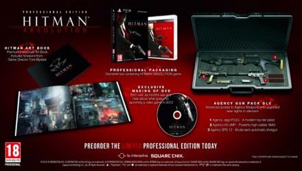 Hitman: Absolution, svelata la Professional Edition