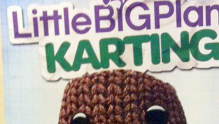LittleBigPlanet Karting: i sackboy salgono in macchina