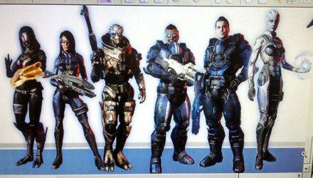 Mass Effect 3: costumi extra nel primo DLC