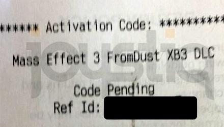Mass Effect 3, DLC From Dust disponibile al lancio?