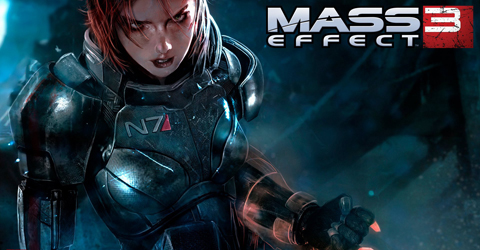 Mass Effect 3: doppia copertina con Shepard in versione femminile